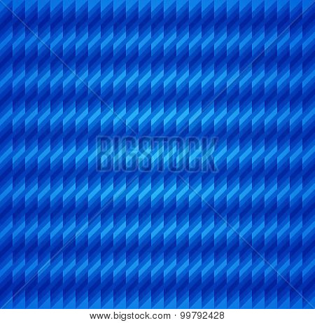 Geometric Abstract Background Blue Rectangles