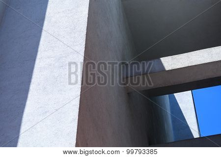 Architectural Detail Of City Building