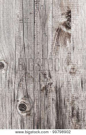Dark Gray Wooden Wall, Close-up Background Texture