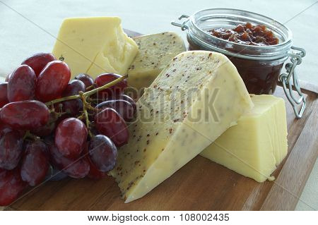 dairy cheese product