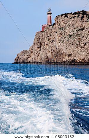 Capri Island Lighthouse