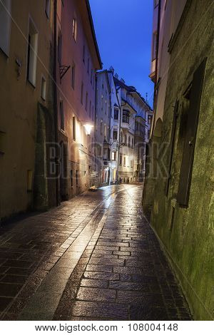 Innsbruck - Old Town Streets