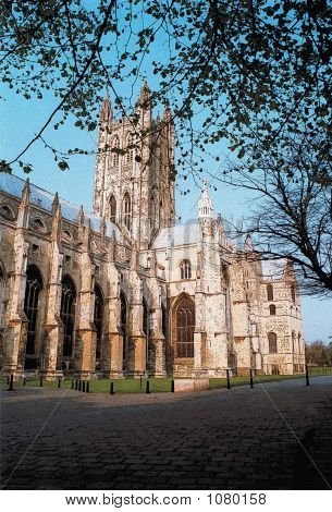 Illustrated Canterbury Cathedral