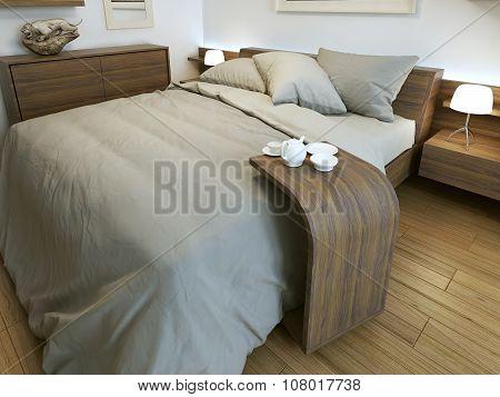 Bedroom Contemporary Interior