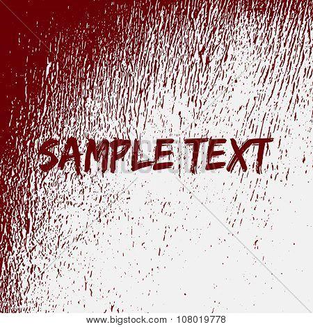 Red vector Bloow Splatter Texture
