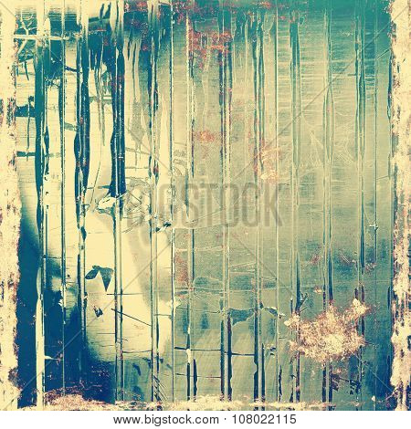 Abstract rough grunge background, colorful texture. With different color patterns: yellow (beige); brown; blue; green