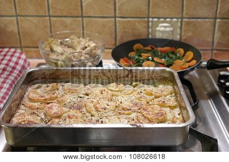 Fresh Dinner