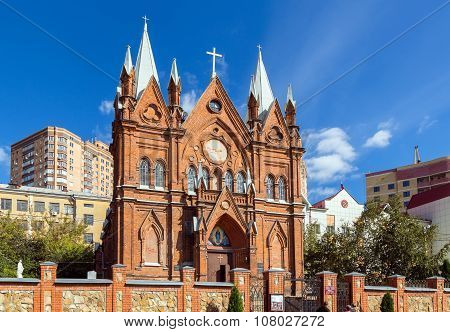 Dormition Of The Theotokos Church (1896). Kursk, Russia
