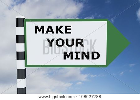 Make Your Mind Concept