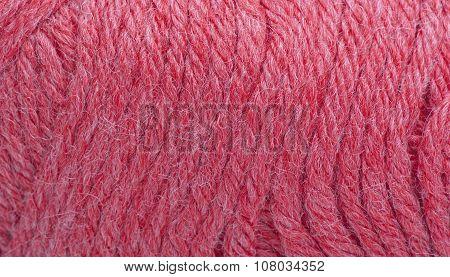 Tangle wool yarn