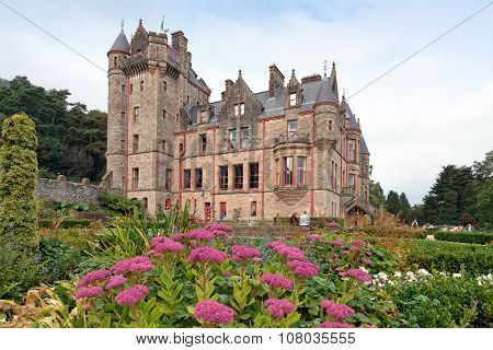 Belfast Castle And Its Gardens
