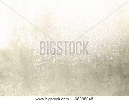 Sparkling background light beige