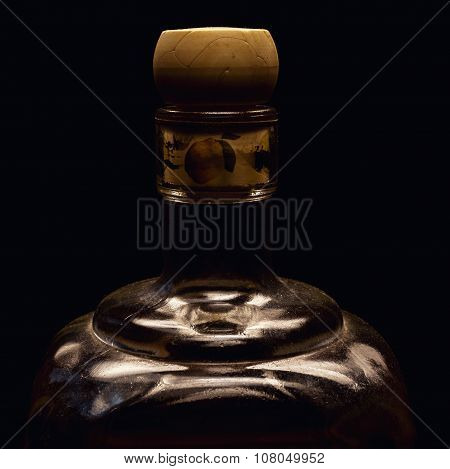 Spirit Bottle Details
