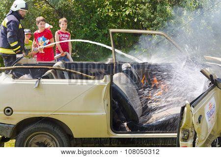 Car Accident Practice