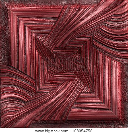 Background pattern leather tile