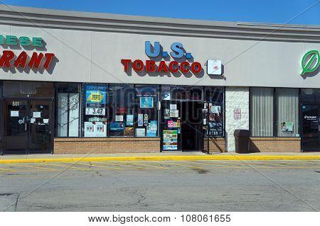U.S. Tobacco Store