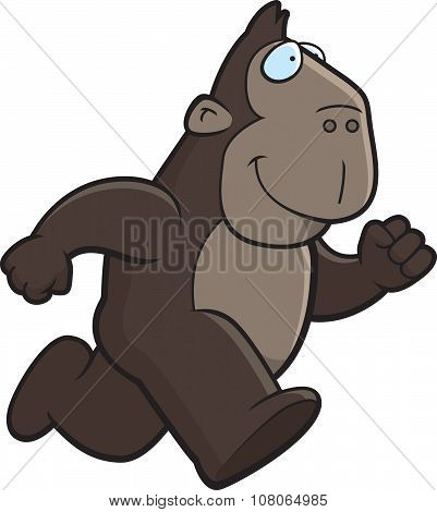Ape Running
