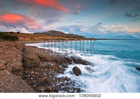 Diaskari beach, Crete.