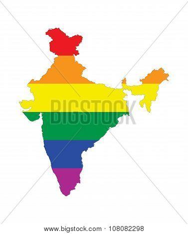 India Gay Map