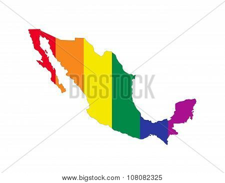 Mexico Gay Map