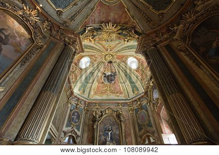 Queluz National Palace - Royal Chapel