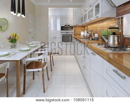 Kitchen, Avant-garde Style