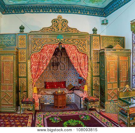 The Divan Room