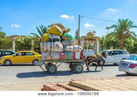 The Laden Cart