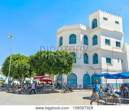 The Arabic Street