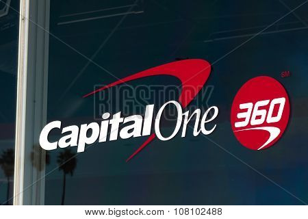 Capital One 360 Bank Exterior