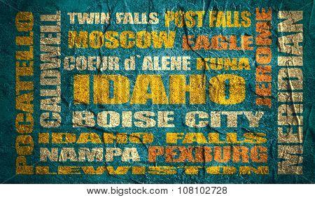idaho state cities list