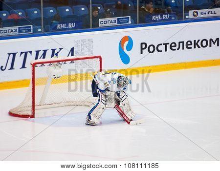 A. Ivanov (28), Goalkeeper