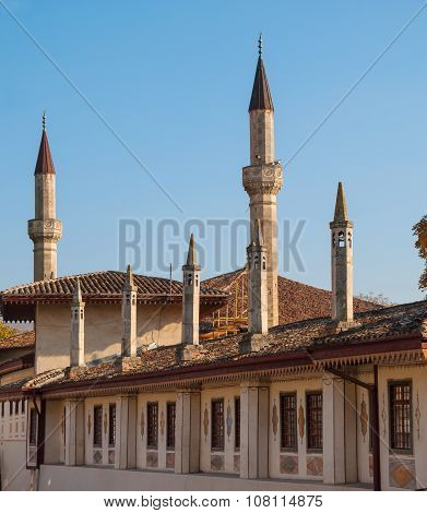 Minaret of the Mosque