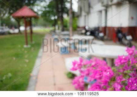 Blur Garden