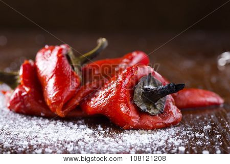 Fresh Roasted Red Pepper