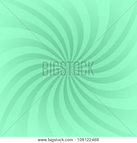 Light green whirl background