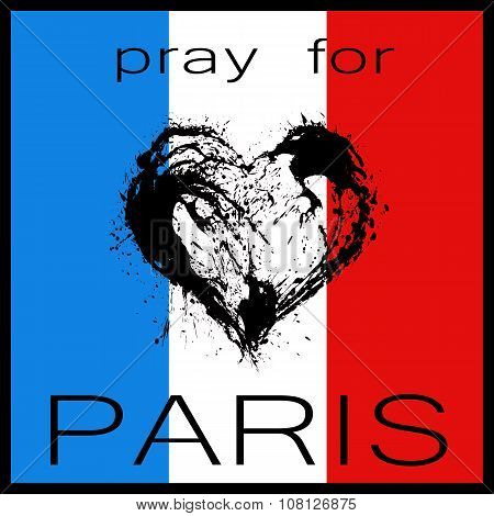 Pray For Paris.