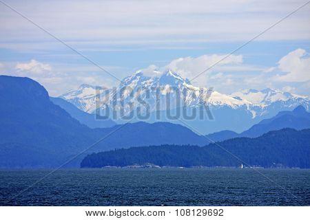 Coast of British Columbia