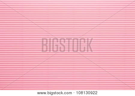 Corrugated Paperboard Texture As A Background