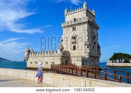 Torre De Belem. Lisboa. Belem Tower