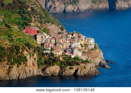 Manarola, Cinque Terre (italian Riviera, Liguria)