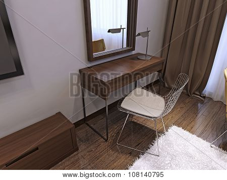 Dressing Table Contemporary Style
