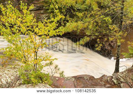 Amnicon Lower Falls