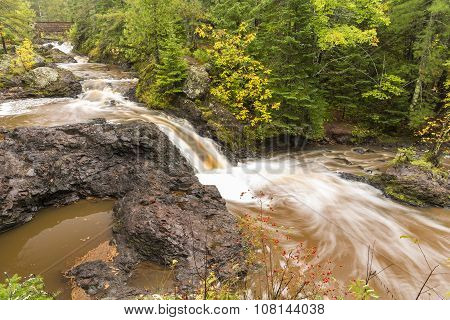 Amnicon Snake Pit Falls