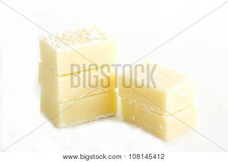 White Chocolate Pieces