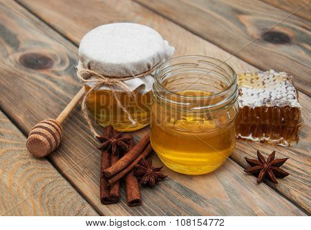 Honey And Spices