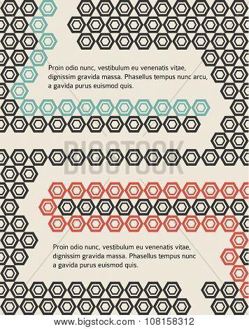 Retro-background-page-layout-magazine