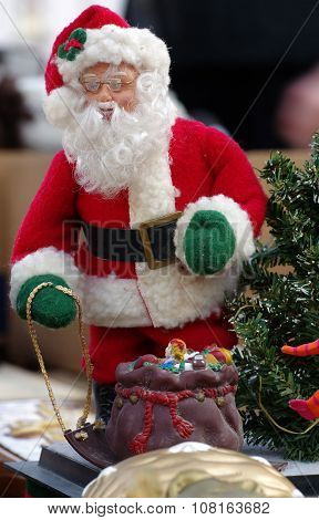 Santa Claus decorations christmas