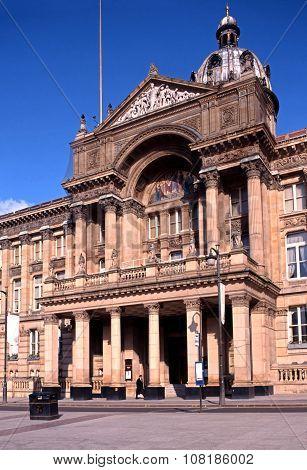Council House, Birmingham.