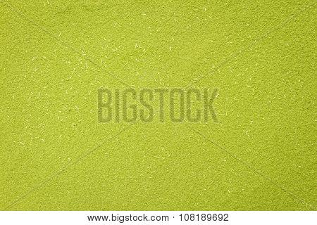Green Barley Background